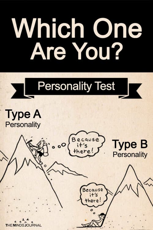 Type A Or Type B Personality