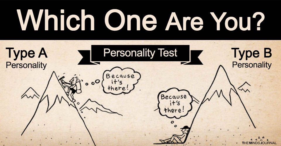 This 10 Question Test Reveals If You're Type A Or Type B Personality