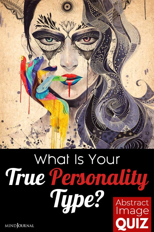 True Personality Type pin