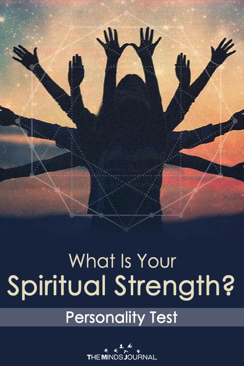 What Is Your Spiritual Strength?