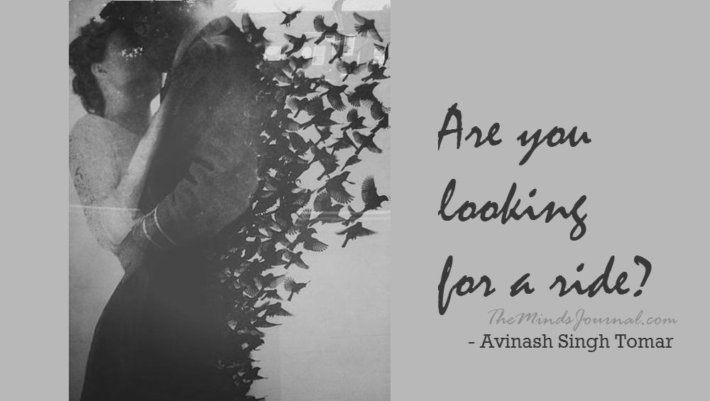 Eternal Love- Are you looking for a ride? – Mind Talk
