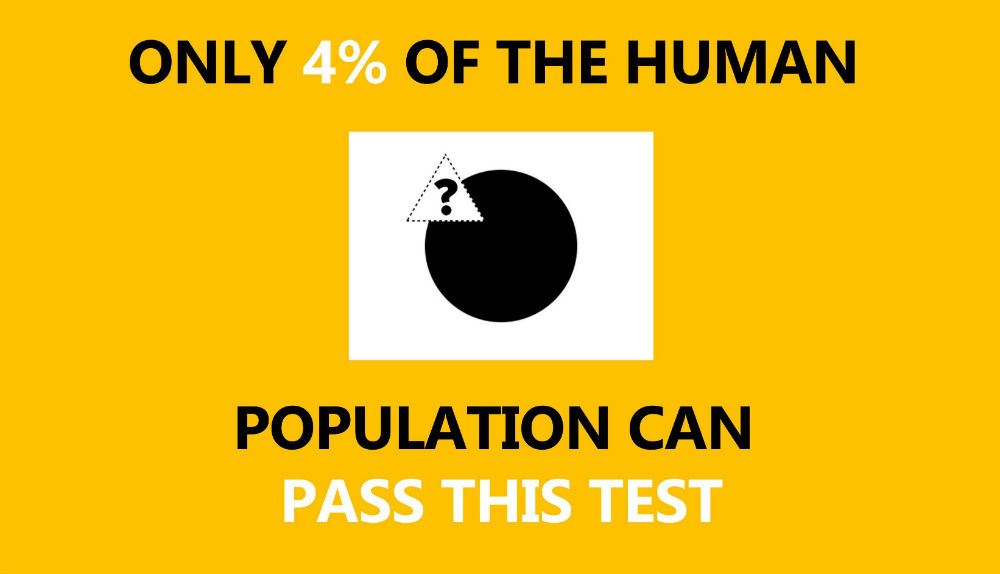 Only Highly Intelligent People Can Pass This Test – MIND GAME