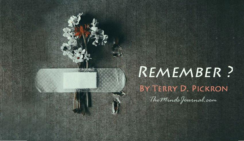 "…""REMEMBER"""