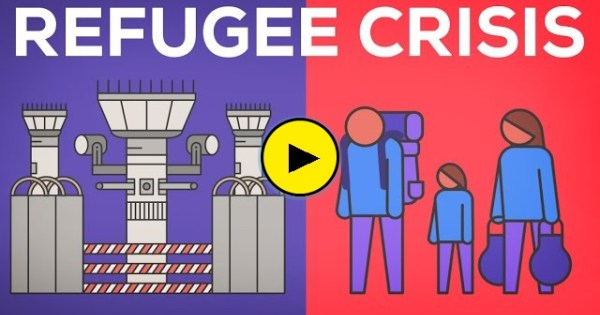 The European Refugee Crisis and Syria Explained - MIND VIDEO