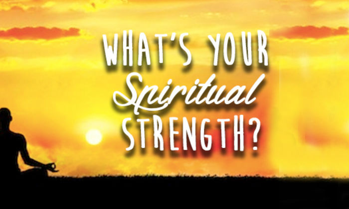 What Is Your Spiritual Strength? – MIND GAME