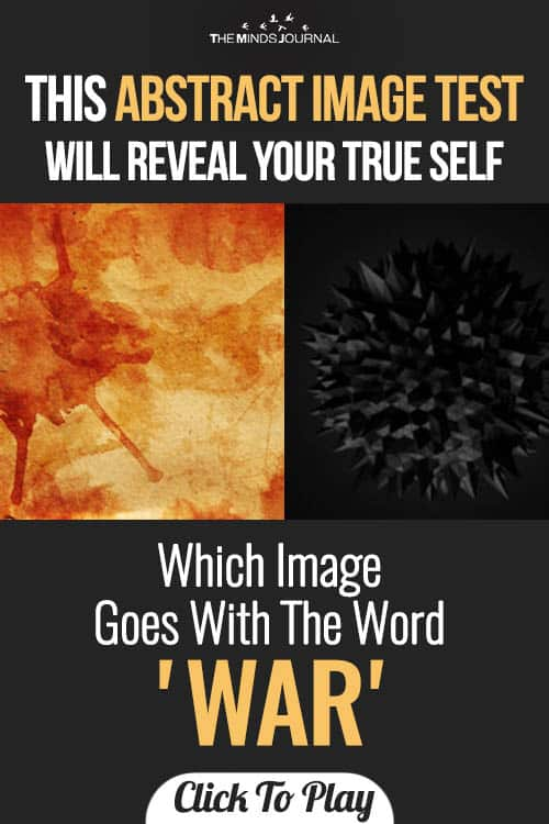 This Abstract Image Test Will Reveal Your True Self - MIND GAME