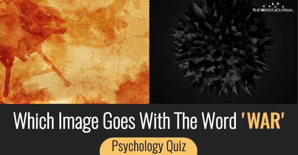 This Abstract Image Test Will Reveal Your True Self – MIND GAME