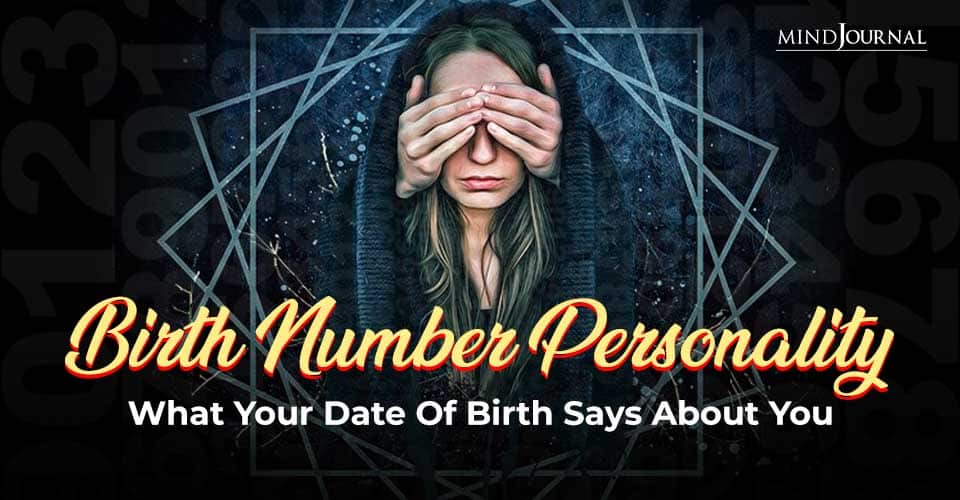 Birth Number Personality