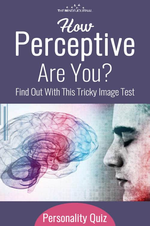 How Perceptive Are You? Find Out With This Tricky Image Test