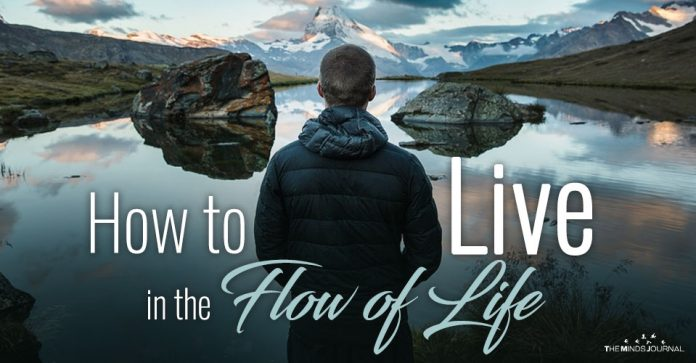 How to Live in the Flow of Life
