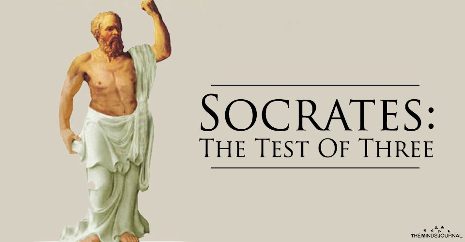 Socrates The Test Of Three2