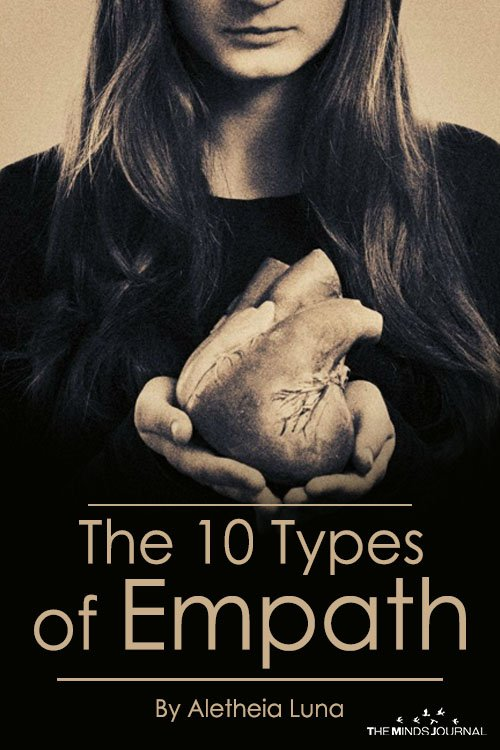The 10 Types of Empath