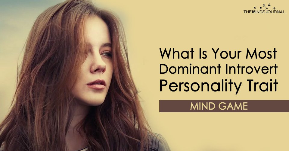 Which Introvert Personality Trait Is Your Most Dominant – Mind Game (2)