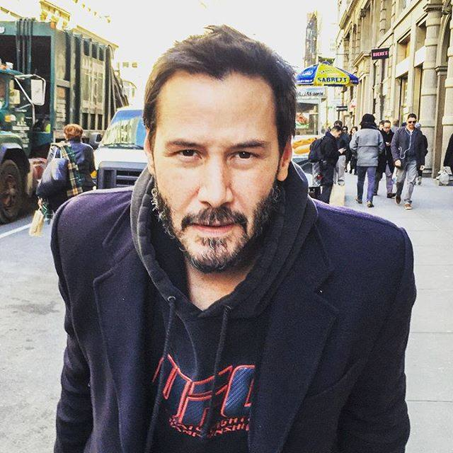 Keanu Reeves: Every Day Is Precious!