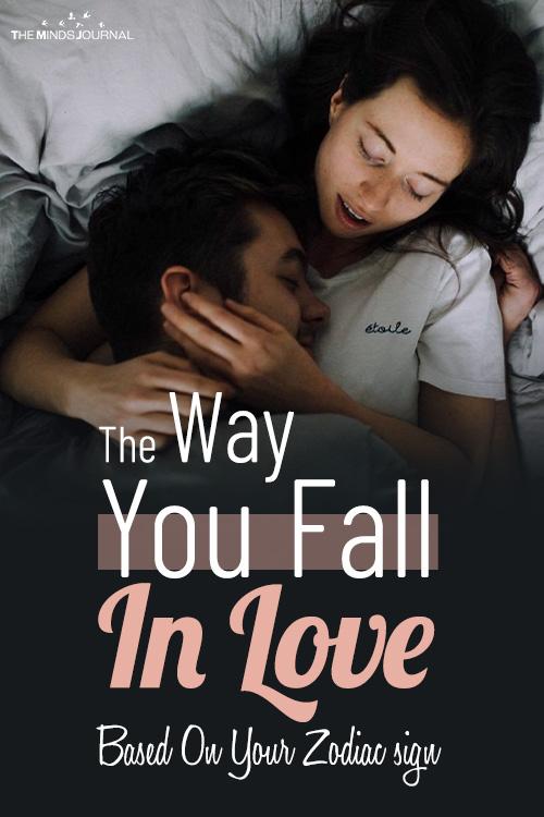 way you fall in love pin
