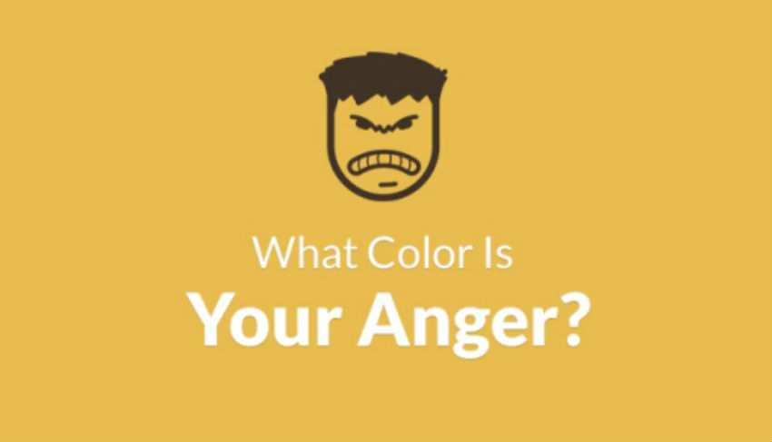 What Color Is Your Anger? – MIND GAME
