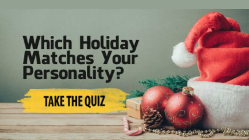 Which Holiday Matches Your Personality? – Mind Game