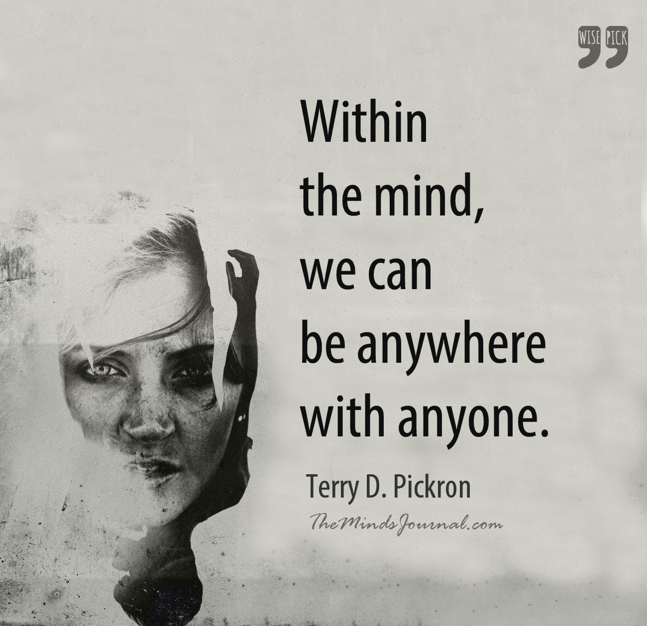 Within the Mind, we can be anywhere with anyone