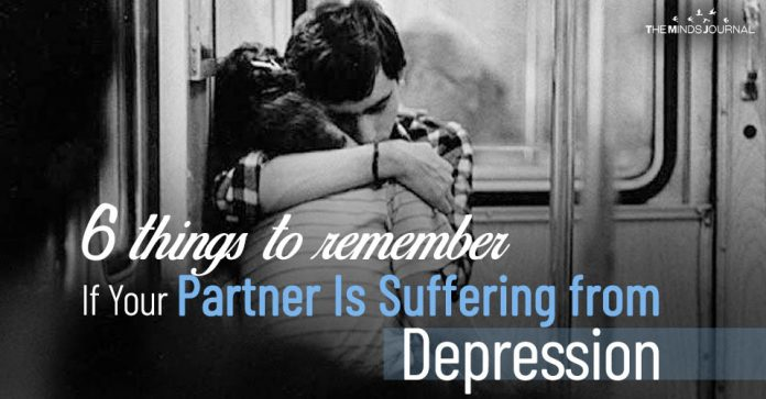 6 Things To Remember If Your Partner Is Suffering from Depression