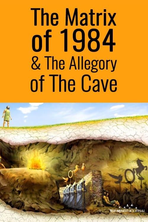 Institutional Thinking The Matrix of 1984 And The Allegory of The Cave