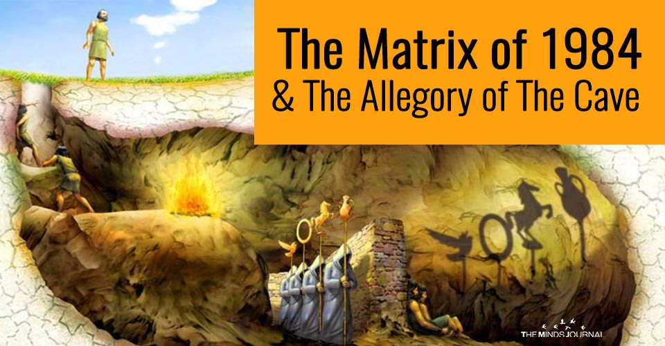 Institutional Thinking: The Matrix of 1984 And The Allegory of The Cave