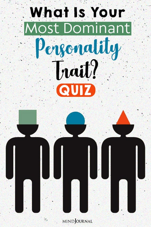 Most Dominant Personality Trait pin quiz