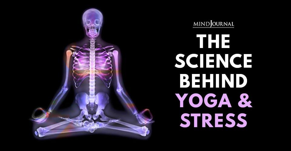 Science behind Yoga Stress