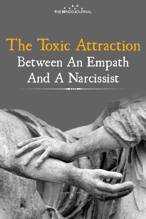 The Toxic Attraction Between An Empath And A Narcissist
