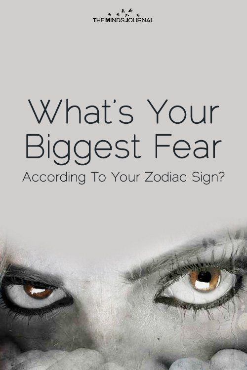 Quiz: What's Your Biggest Fear According To Your Zodiac Sign?