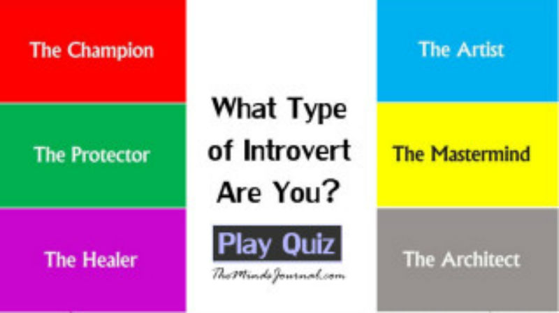What Type Of Introvert Are You? – Mind Game
