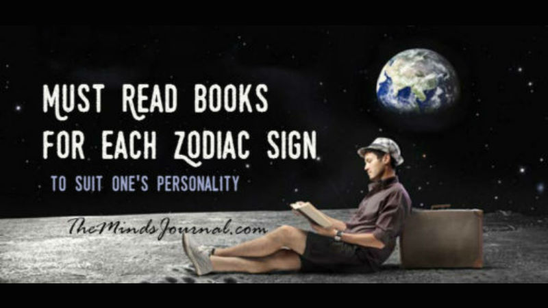 Must Read Books For Each Zodiac Sign to suit one's personality