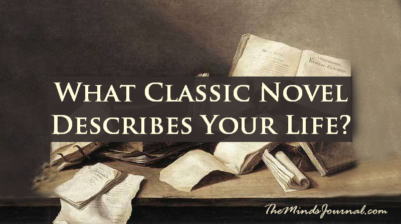 What Classic Novel Describes Your Life? – MIND GAME
