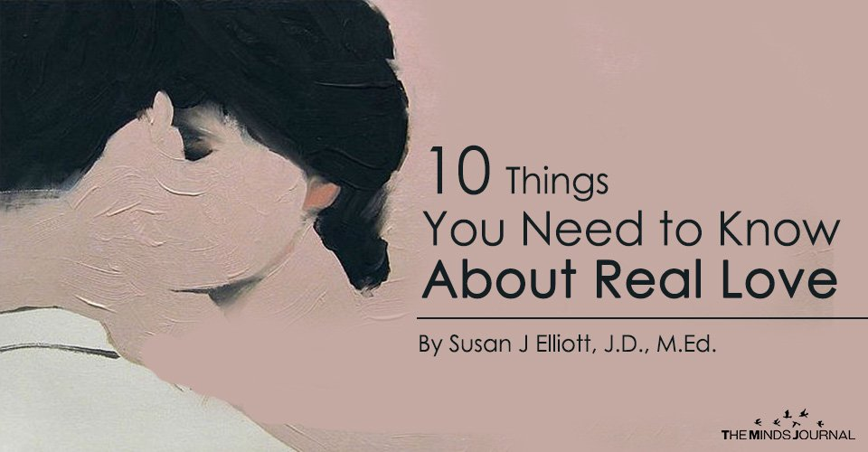 10 Things You Need to Know About Real Love