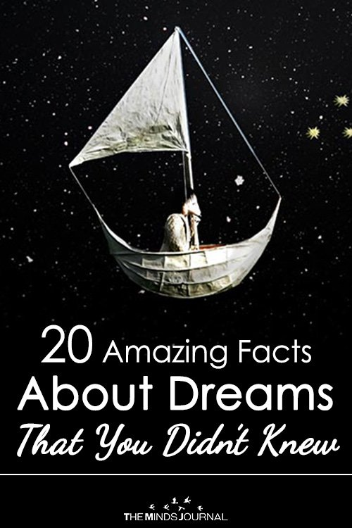 20 Amazing Facts About Dreams That You Didn't Knew