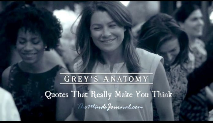 20 Grey's Anatomy Quotes That Really Make You Think