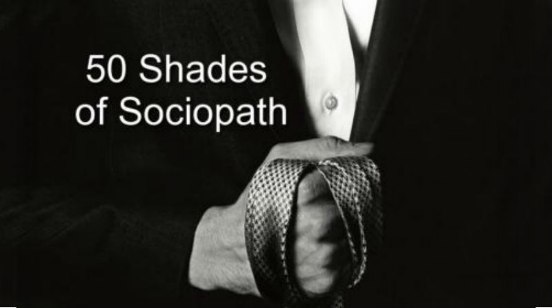 50 Shades of Sociopath: Spotting Manipulators, Liars, and Abusers