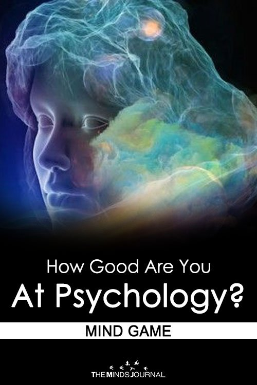 How Good Are You At Psychology Mind Game