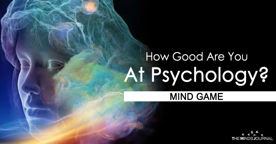 How Good Are You At Psychology – Mind Game2