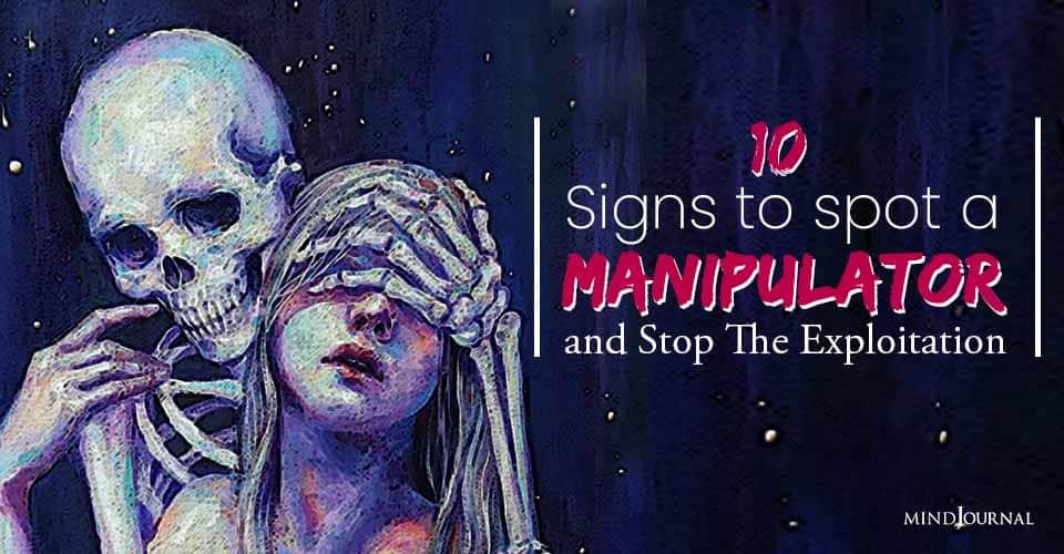 Signs Spot Manipulator Stop Exploitation