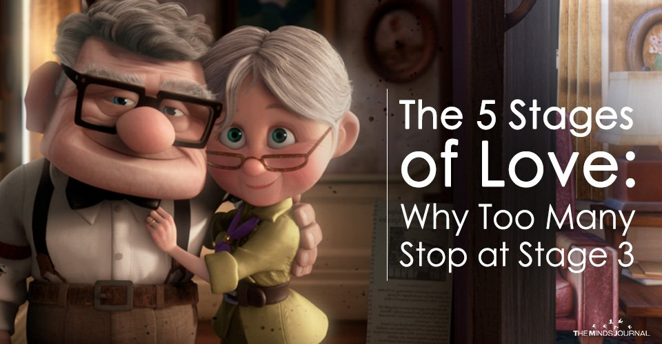 The 5 Stages of Love Why Too Many Stop at Stage 3