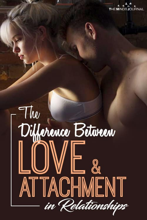 The Difference Between LOVE & ATTACHMENT in Relationships
