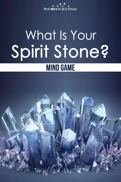 What Is Your Spirit Stone – MIND GAME