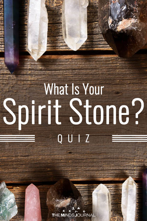 What Is Your Spirit Stone? - Quiz