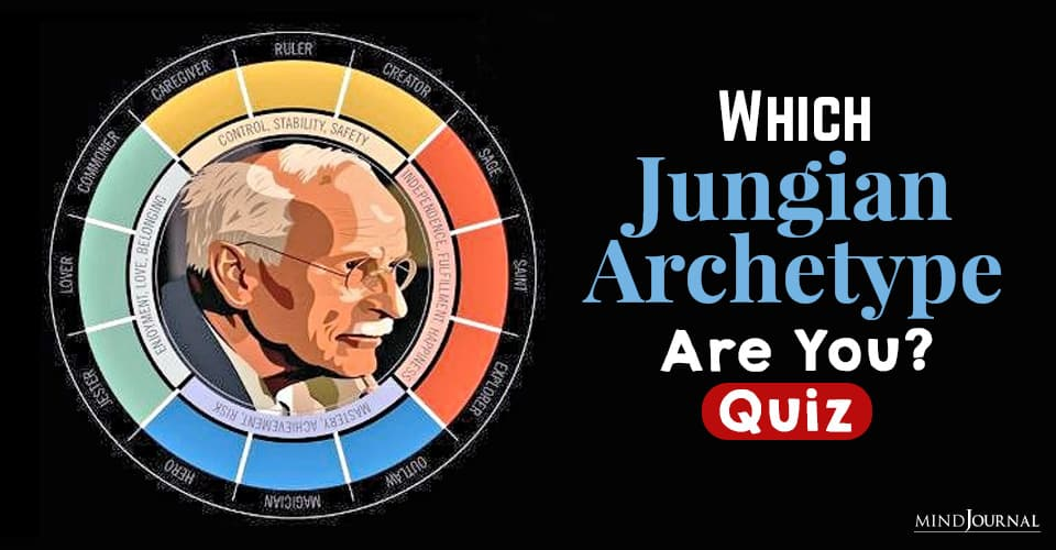 Which Jungian Archetype Are You