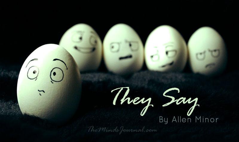 They say – Mind Talk