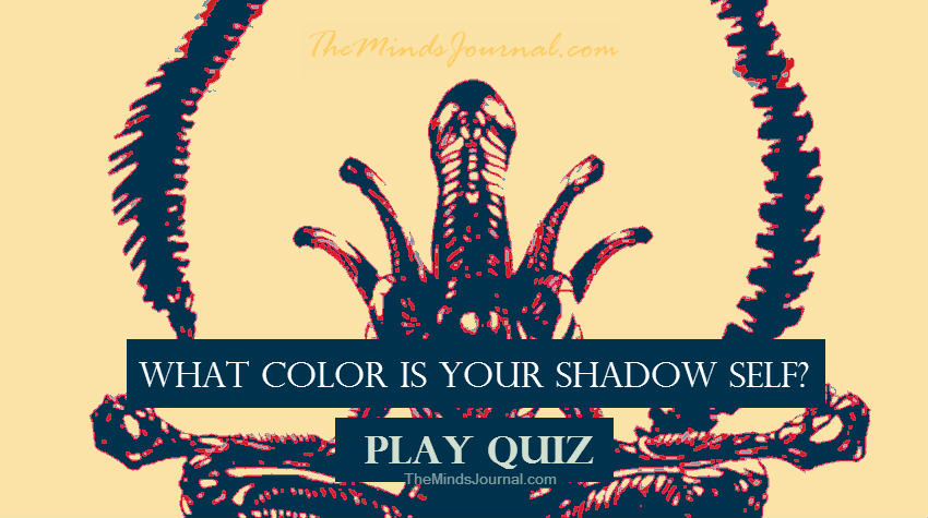 What Color Is Your Shadow Self? – Mind Game