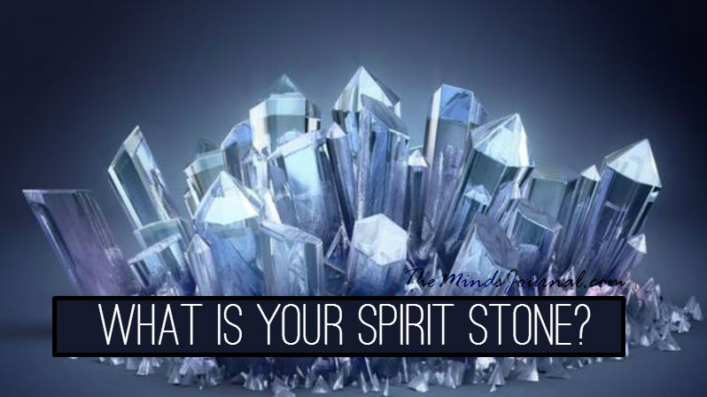 What Is Your Spirit Stone? - MIND GAME