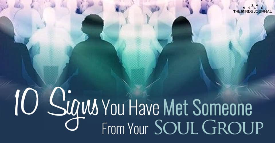 10 Signs You Have Met Someone From Your Soul Group