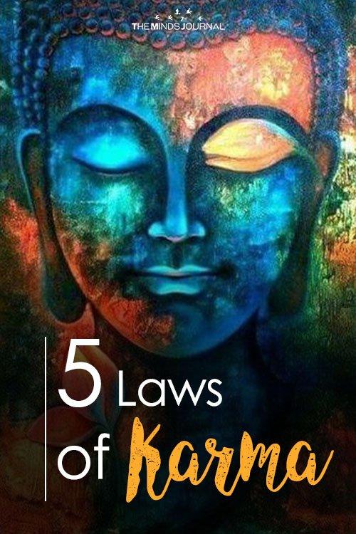 5 Laws of Karma