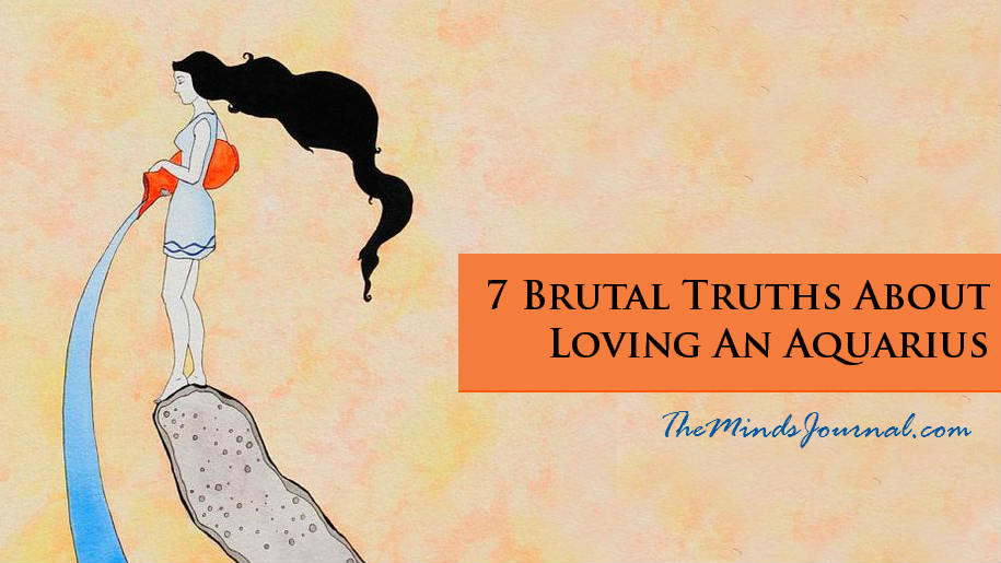7 Brutal Truths About Loving An Aquarius (As Written By One)